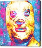 El Santo  Acrylic Print
