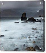 Elgol Beach Acrylic Print