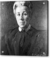 Elizabeth Garrett Anderson, English Acrylic Print