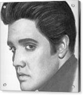 Elvis Presley Acrylic Print