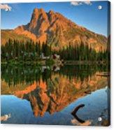 Emerald Lake - Yoho National Park Acrylic Print