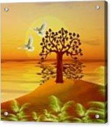 Enchanted Isle Acrylic Print