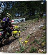 Enduro Race  Acrylic Print