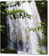 Erawan National Park Acrylic Print