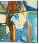 Ernie Acrylic Print