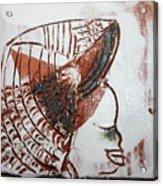 Eugenie - Tile Acrylic Print
