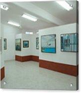 Exhibition Tulum Acrylic Print