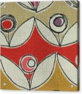 Fabric Texture Acrylic Print