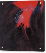 Fac7-volcano Acrylic Print