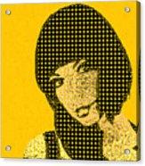 Fading Memories - The Golden Days No.3 Acrylic Print