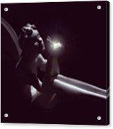 Fairy Glow Acrylic Print