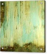 Falling Water Series Acrylic Print