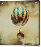 Fantasy Flights Acrylic Print
