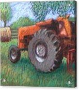 Farm Relic Acrylic Print
