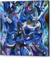 Festive Joy Acrylic Print