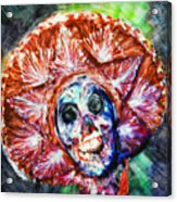 Fiesta Sombrero  Acrylic Print