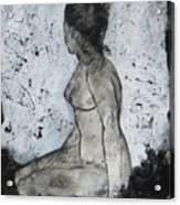 Figure Study 028 Acrylic Print