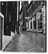 Film Noir Sylvia Sidney Lee Marvin Violent Saturday 1955 1 Brewery Gulch Bisbee Arizona 1967 Acrylic Print