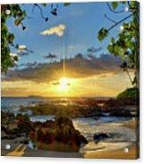 Find Your Beach Acrylic Print