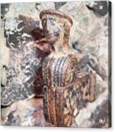 Findings On Goree Island Acrylic Print