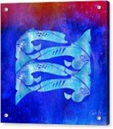 1 Fish 2 Fish Acrylic Print
