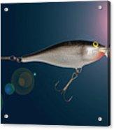 Fishing Lure  Acrylic Print