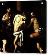 Flagellation Of Christ Acrylic Print