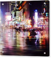 Flash Of Light Acrylic Print