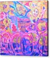 Fleeting Youth Acrylic Print