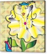 Flora 2 Acrylic Print