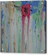 Flori Acrylic Print
