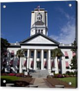 Florida State Capitol Building Acrylic Print