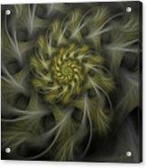 Flower Of Hope Acrylic Print