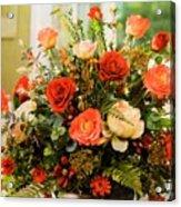 Flowers 5 Acrylic Print