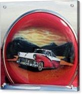 Ford Fairlane Rear Acrylic Print