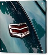 Ford Taillight Acrylic Print