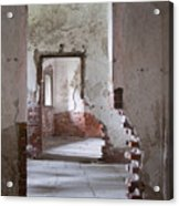 Fort Warren 7114 Acrylic Print