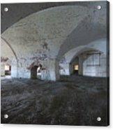 Fort Warren 7124 Acrylic Print