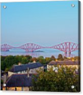 Forth Bridge, Scotland Acrylic Print