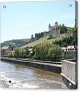 Fortress Marienberg - Wuerzburg - Germany Acrylic Print
