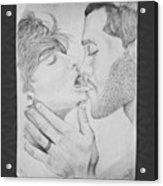Make Me Lose My Breath Acrylic Print