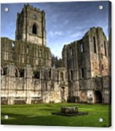 Fountains Abbey 6 Acrylic Print