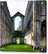 Fountains Abbey 7 Acrylic Print