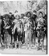 Francisco Pancho Villa Acrylic Print