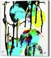 Fugu Ni Acrylic Print