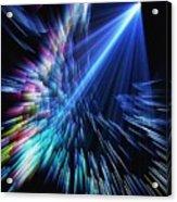 Gamma Ray Burst 2 Acrylic Print