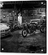 Garage Acrylic Print