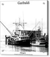 Garibaldi Acrylic Print