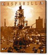 Gasparilla Invasion  Acrylic Print