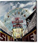Gate Of Wonder Acrylic Print